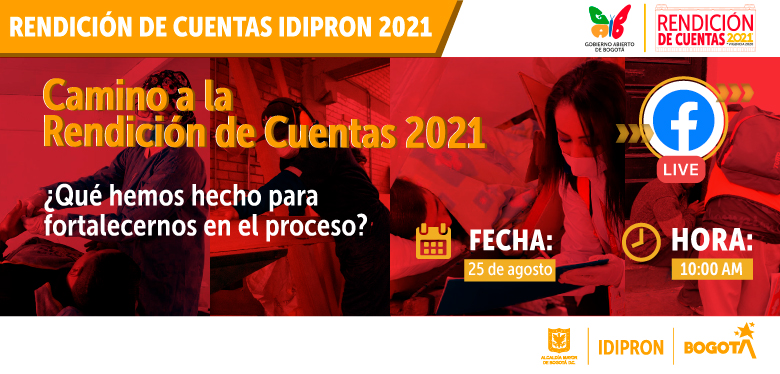Camino a la Rendición de Cuentas 2021