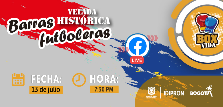 Velada Boxística histórica entre barras futboleras de Bogotá