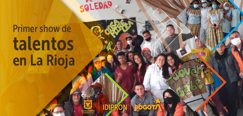 Primer show de talentos en La Rioja