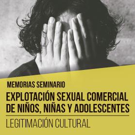 Imagen de niña con los ojos cerrados-Memorias del Seminario ESCNNA