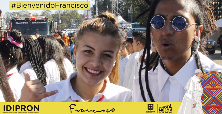 Bienvenido Francisco