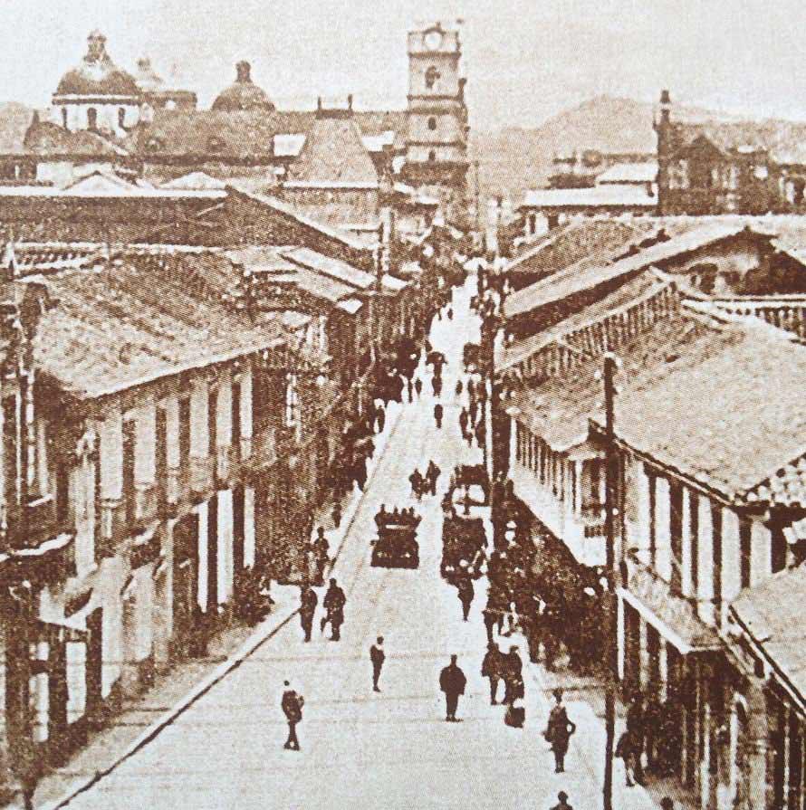 Celebramos hoy los 479 años de Bogotá