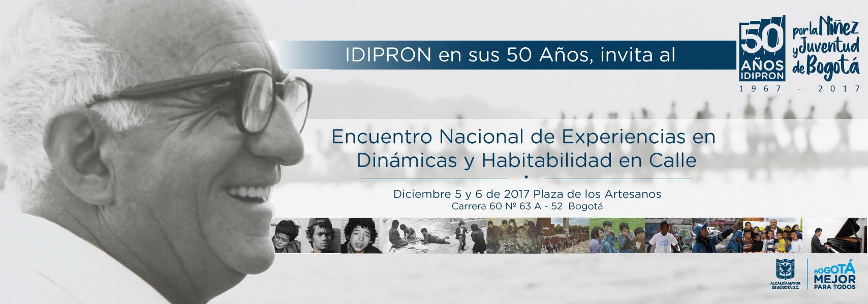 Imágen del padre Javier de Nicoló en celebración 50 años IDIPRON