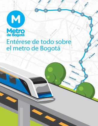 Conoce más acerca del Metro de Bogotá