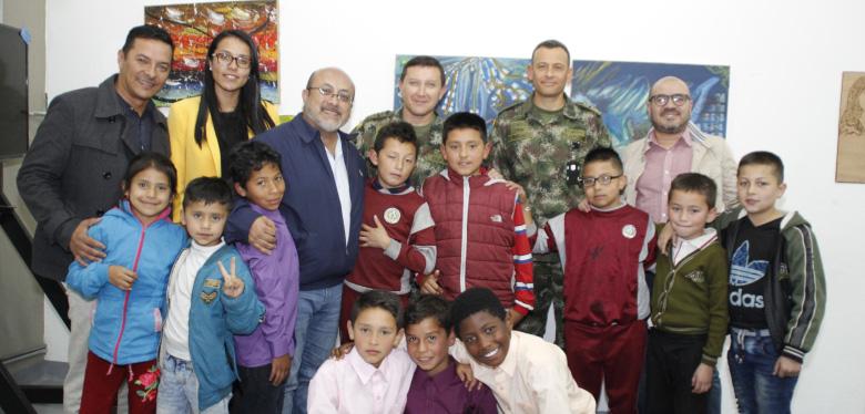 Gracias Latam, viaje de niños y niñas fin de año
