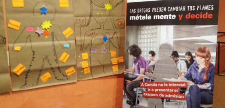 """UNODC realiza el taller """"Ser, Saber y Hacer en Prevención"""""""